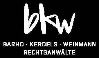 Logo BKW weiß